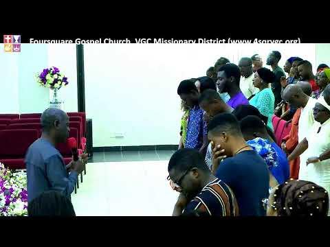Sunday Worship Service: 27th Oct 2019