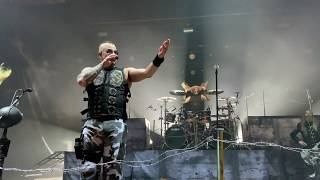 Panzerkampf (live at Vladivostok, Great Tour)(March 7, 2020)