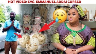 🔥$h0cking video: Evg. Emmanuel Addai cur$ed by Vivian Jill's l0ved one 😥😥😥