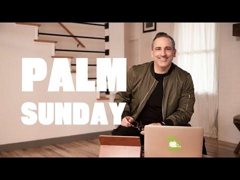 Palm Sunday // Church at Home