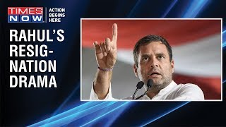 'Don't go Rahul chorus grows,' Congress supporters protest outside RaGa's house