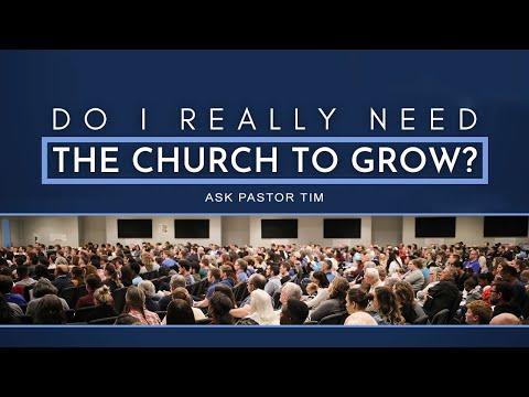 Do I Need a Church to Grow? - Ask Pastor Tim