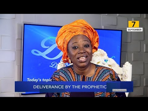 Dr Becky Paul-Enenche - SEEDS OF DESTINY  SATURDAY 7TH SEPTEMBER, 2019
