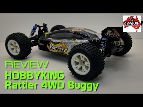 Review: Hobby King Rattler 1/8 Scale Buggy - UCOfR0NE5V7IHhMABstt11kA