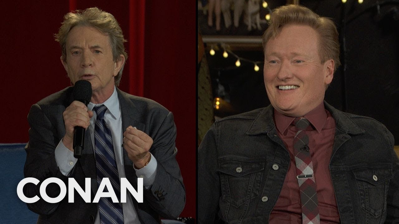 Martin Short Sings A Goodbye Song For Conan – CONAN on TBS