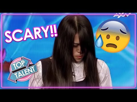 TERRIFYING TALENT! Freaky Magician GIRL Scares Judges & Audience On Asia's Got Talent! - UCD2GdZBCsUa0TIssLai6Skw