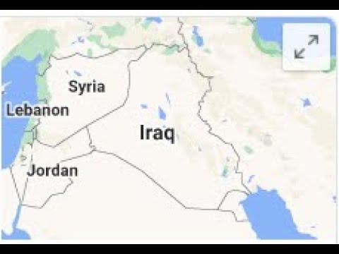 Iraq Iranian Militia 10 Rocket Attack on USA