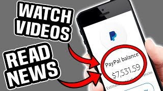 Earn UNLIMITED PayPal Money With This App! (BuzzBreak)