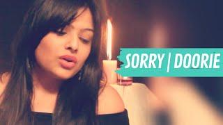 Sorry Hindi Version - Doorie   KavyaKriti - kavyakritimusic , Acoustic