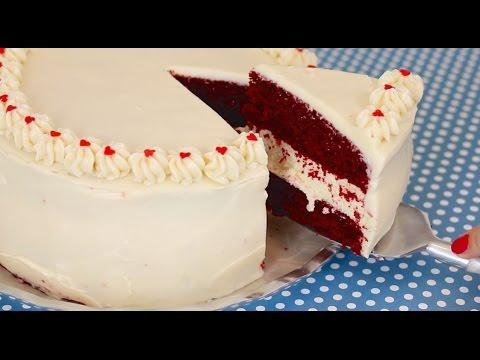 Red Velvet Cake Cheesecake - Gemma's Bigger Bolder Baking Ep. 5