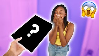 Surprising My Girlfriend With An Amazing Gift!! **Get's Emotional**