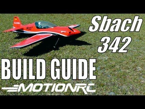 Art-Tech Sbach 342 1250mm Review & Build Guide From MOTIONRC.COM - UCdnuf9CA6I-2wAcC90xODrQ