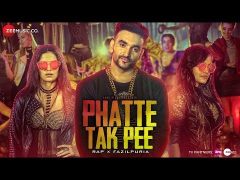 Phatte Tak Pee Lyrics - Fazilpuria & Shalmali Kholgade