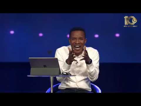 The Power of Vison  Godman Akinlabi  7th October 2020