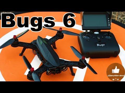 ✔ FPV Квадрокоптер MJX Bugs 6 B6! Распаковка и Обзор! Rcmoment.com - UClNIy0huKTliO9scb3s6YhQ