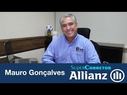 Imagem post: Super Corretor da Allianz – Mauro Gonçalves