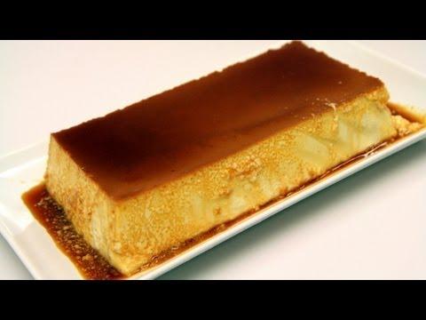 Tres Leches Mexican Flan Recipe - CookingWithAlia - Episode 239