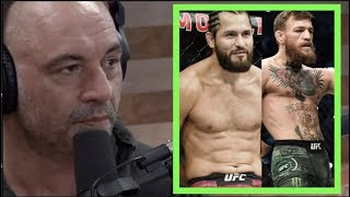Joe Rogan on Jorge Masvidal Calling Out Conor McGregor