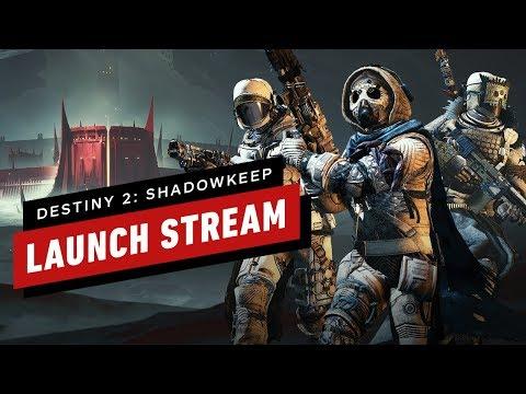 Destiny 2 Shadowkeep Launch Day Livestream - UCKy1dAqELo0zrOtPkf0eTMw