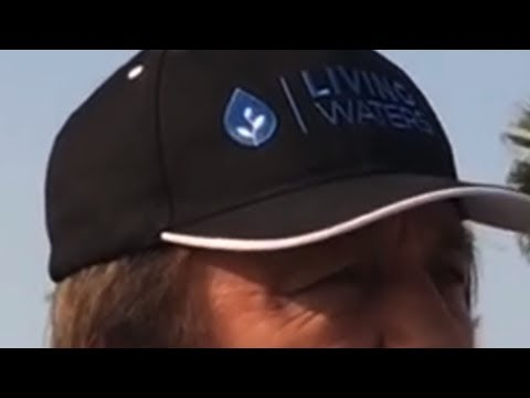 Living Waters Hats - Now Available!