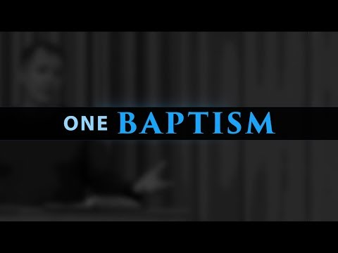 One Baptism - Tim Conway