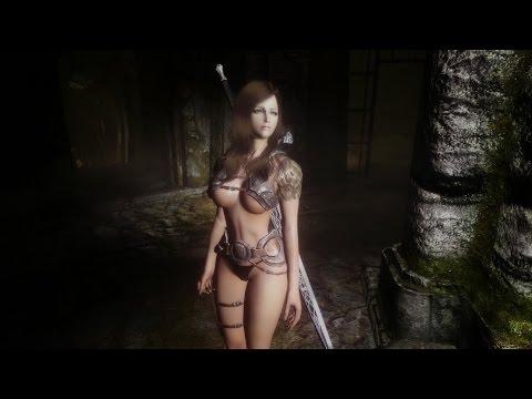 The Elder Scrolls V: Skyrim Special Edition Gameplay Part 1 [Mods on Xbox One] - default