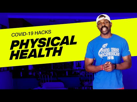 VOUS COVID-19 Hack - Physical Health with Donte Harris