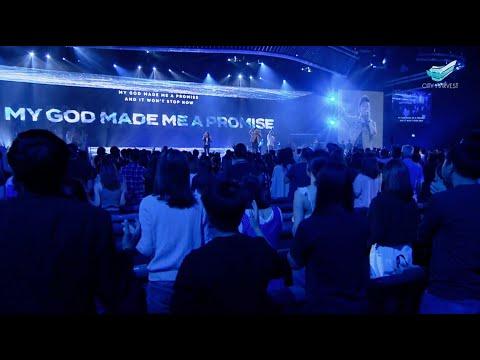 CityWorship: Won't Stop Now (Elevation Worship) // Maximillian Low @City Harvest Church