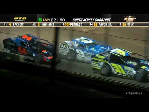 Short Track Super Series (7/27/21) at Bridgeport Motorsports Park - dirt track racing video image