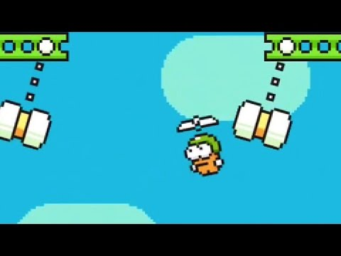 Flappy Bird Expert Plays Swing Copters For The First Time - IGN Plays - UCKy1dAqELo0zrOtPkf0eTMw