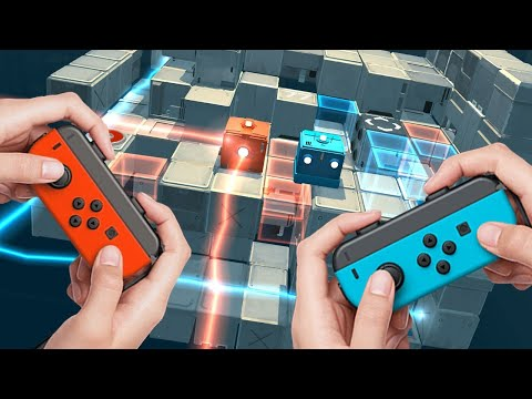 Death Squared Is Our New Favorite Nintendo Switch Co-Op Game - Up At Noon Live! - UCKy1dAqELo0zrOtPkf0eTMw