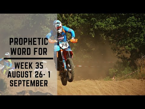 Prophecy For Week 26 August