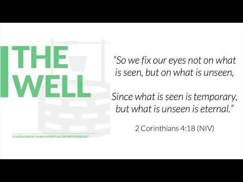 Unseen (2 Corinthians 4:18)
