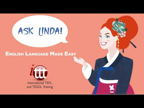 Ask Linda! How To Pronounce: Anastrophe