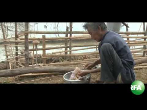 Đập thủy điện nhằm thu hút các nhà đầu tư (địa phận Lào phần 2)