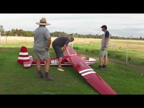 Large RC Gliders Wangaratta 2017. VARMS - UCKAO_AHvjl9RPlbl4fKLEVw