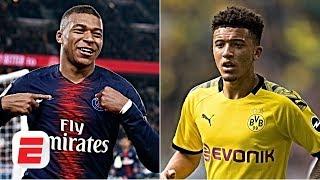 Kylian Mbappe, Jadon Sancho and the best footballers under 21 | ESPN FC
