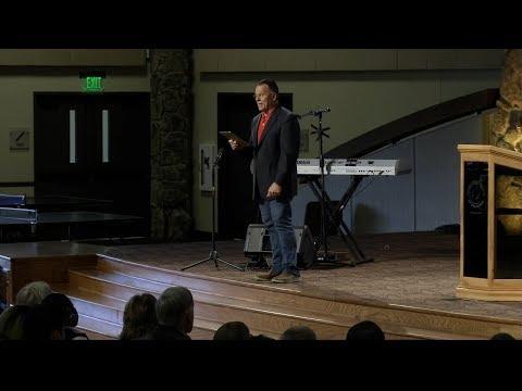 Charis Bible College - Healing School with Daniel Amstutz - July 4, 2019