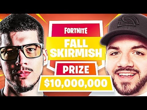 Fortnite Official $10,000,000 Fall Skirmish Tournament!! - UC2wKfjlioOCLP4xQMOWNcgg