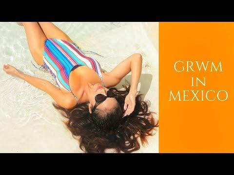 GRWM in TULUM, MEXICO + OOTD | DULCE CANDY - UCo5zIpjl2OQkYatd8R0bDaw