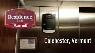 Schindler HT 330A Hydraulic Elevators - Residence Inn Marriott, Colchester, VT