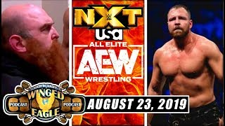 WWE NXT vs AEW This Fall!   Clash Of Champions PREVIEW   Ronda Rousey INJURED