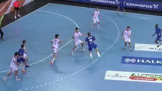 Quarter-final, France vs Portugal 26:31 Highlight, 2019 Men's Youth (U19) World Championship