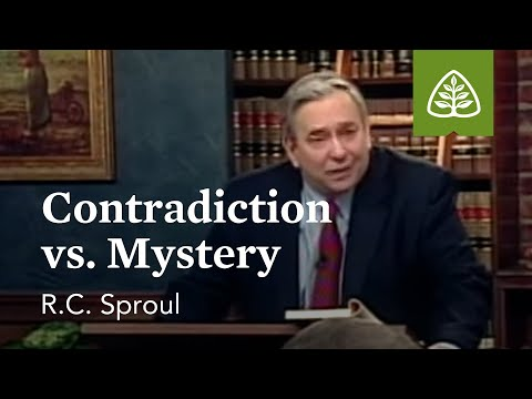 Contradiction vs. Mystery: The Mystery of the Trinity with R.C. Sproul
