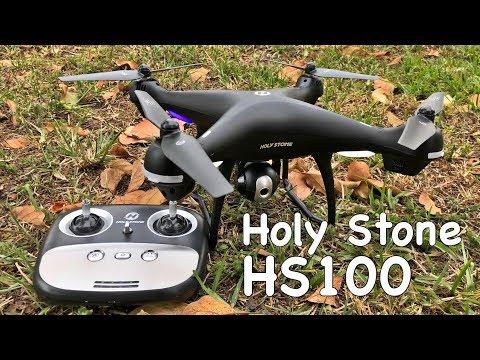 "Holy Stone HS100  - ""Great Beginner Drone"" - GPS - HD Cam - Follow Me - Return Home & More! - UCemr5DdVlUMWvh3dW0SvUwQ"