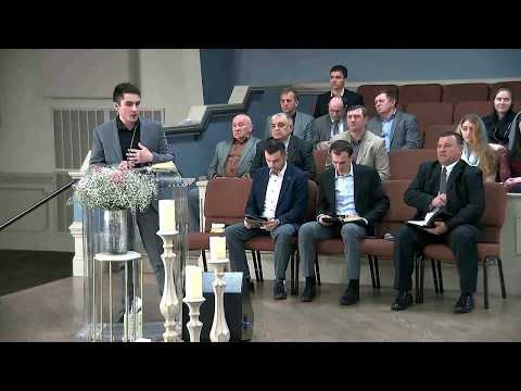 Part 1, Sunday morning January 27th, Service at Church of Hope