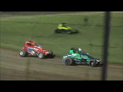 Wingless Sprints Feature - Lismore Speedway - 24.04.21 - dirt track racing video image