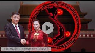 """Radio Đáp Lời Sông Núi 15-7-2019: Nguyễn Thị Kim Ngân Đi Trung Quốc?"""""""