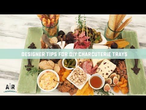DIY Charcuterie Board + CharTREATerie Board