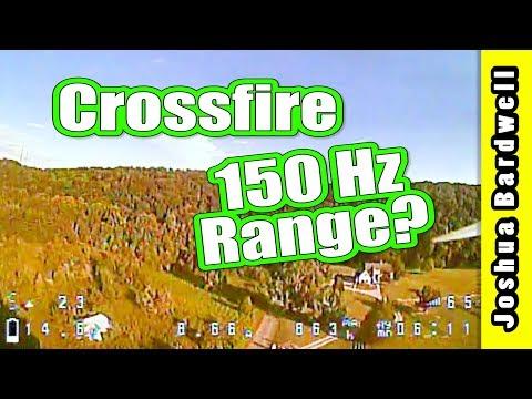 TBS Crossfire 150 Hz | How Far Does It Go - UCX3eufnI7A2I7IkKHZn8KSQ